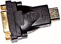 HDMI переходники разных типов HDMI / DVI- HDMI(M)-HDMI(F)