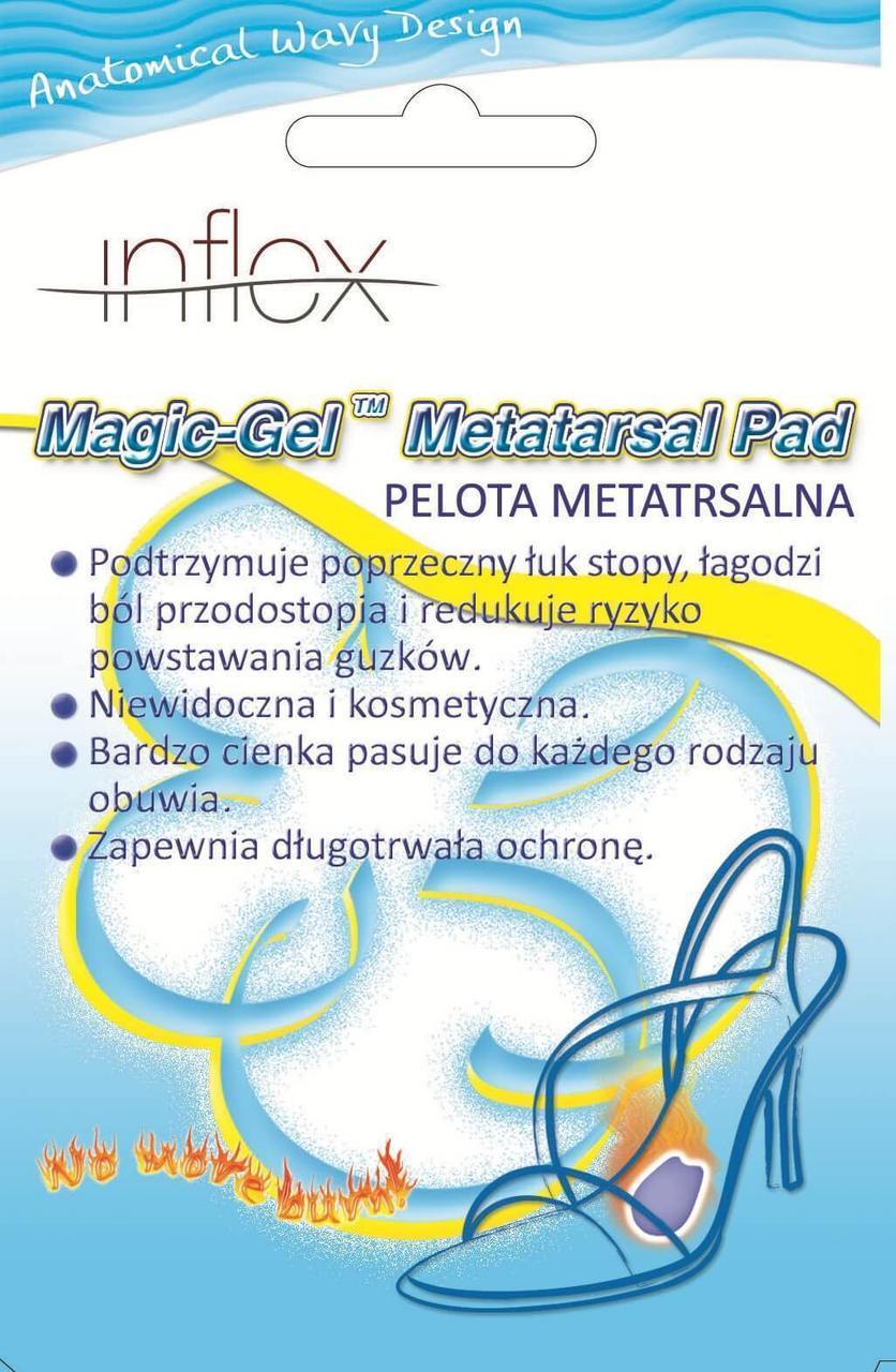 Метатарзальная гелевая подушечка Qmed Metatarsal Pad I117