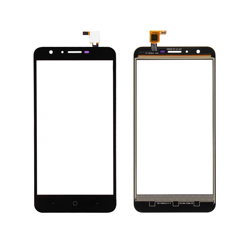 Сенсорный экран (тачскрин) Doogee Y6 Black