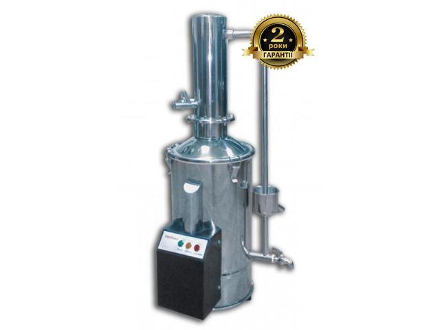 Аквадистиллятор электрический DE-10