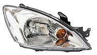Фара правая Mitsubishi Lancer XI с 2003 - 2008 коррек: электрический, (DEPO, 214-1172R-LD-EM) - шт.
