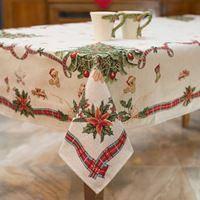 Новогодний текстиль (скатерти, раннеры, салфетки, наволочки)