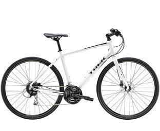 Велосипед Trek-2019 FX 3 Disc білий M (17.5˝)