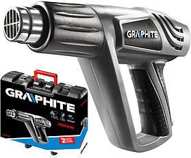 Строительный фен GRAPHITE 59G522