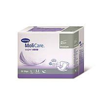 Подгузники для взрослых Molicare Premium soft super XL (150-175 см), 3300 мл, 14 шт.