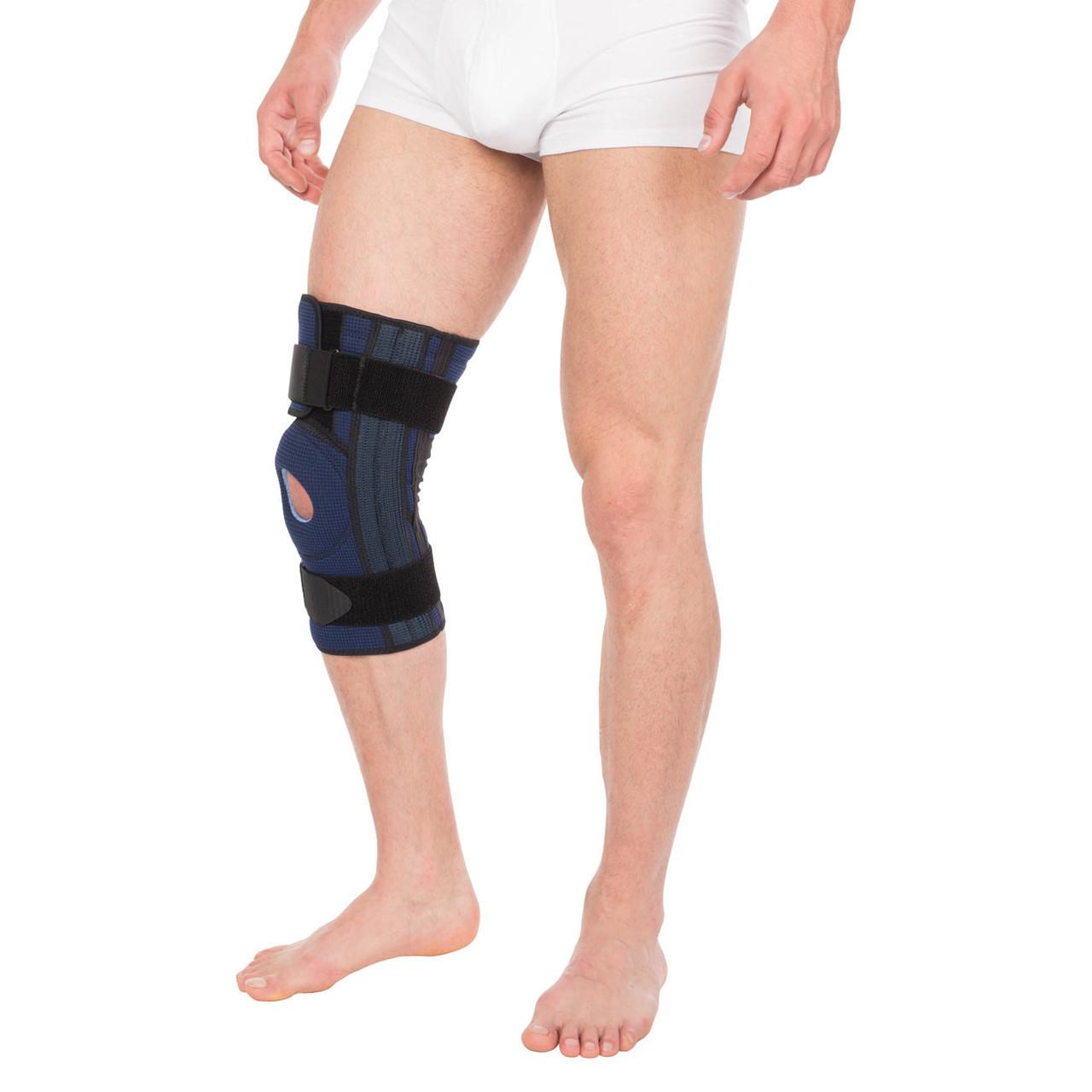 Бандаж компресійний на колінний суглоб Т-8592