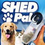 SHED PAL машинка для стрижки животных стрижка животных, фото 2