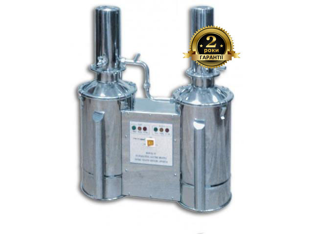 Бидистиллятор (дистилятор) електричний DE-10С