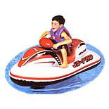 Надувной скутер Bestway с мотором intex, фото 4