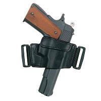 Поясная (полускрытая) кобура PWL (Glock, Форт-17, ПМ), кожа. Великобритания, оригинал.