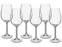Colibri Набор бокалов для вина 6 штук 350мл d5,7 см h22 см богемское стекло Bohemia