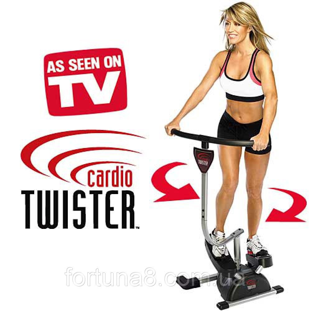 Степпер-тренажер Cardio twister