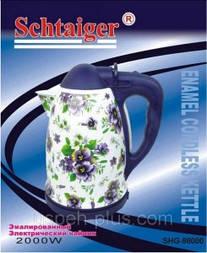 Электрочайник Schtaiger SHG