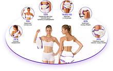 Антицелюлітний пояс для схуднення слендер шейпер Slander Shaper