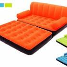 Велюровый диван-кровать-трансформер надувной Bestway 67356