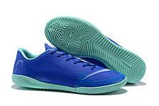 Футзалки Nike Mercurial Vapor 1105 Синий, фото 2