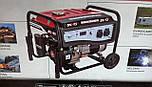 Бензиновый генератор SENCI 6000 электро стартер, фото 2