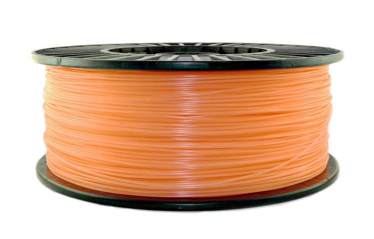 Коралловый флюр (светоотражающий) PLA (1.75 мм/3 кг), фото 2