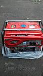 Генератор бензиновый Бригадир Standart БГ-6000, фото 2