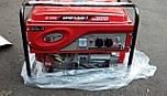 Генератор бензиновый Бригадир Standart БГ-6000, фото 3