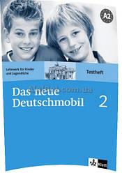 Немецкий язык / Das Neue Deutschmobil / Testheft. Тесты к учебнику, 2 / Klett