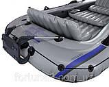 Надувная лодка Intex  Excursion 3 Set, фото 5
