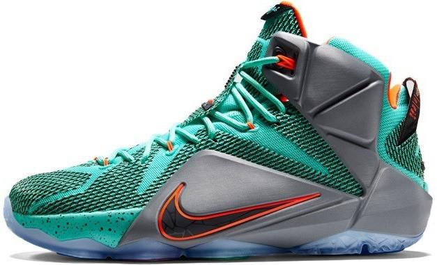 4b4ca9e0355ada Баскетбольные кроссовки Nike LeBron 12