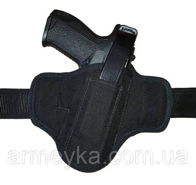 Поясная кобура PWL (Glock, Форт-17), нейлон. Великобритания, оригинал.