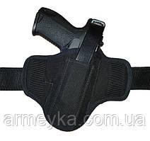 Поясна кобура PWL (Glock, Форт-17), нейлон. Великобританія, оригінал.