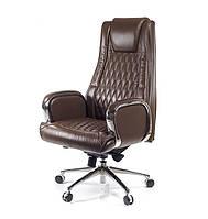 Офисное кресло АКЛАС Арминг Коричневое (20180928V-320)