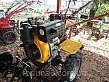 Мотоблок дизельный Кентавр (электростартер), фото 3