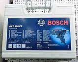 Клейовий пістолет Bosch GKP 200 CE Professional, фото 2