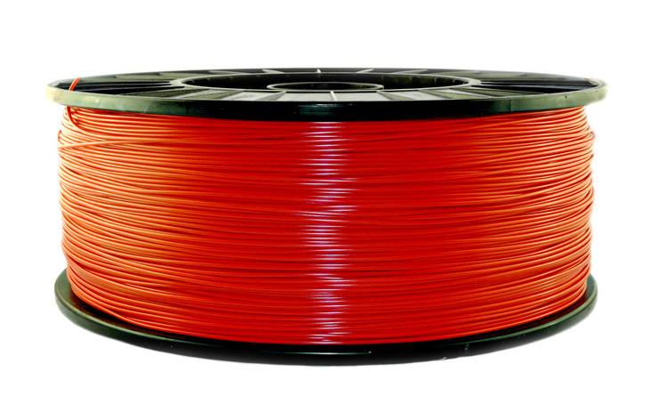Нить PLA (ПЛА) пластик для 3D печати, Красный (1.75 мм/3 кг), фото 2