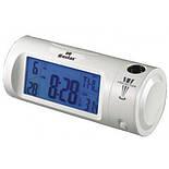Годинник цыфровые-проектор з проекцією часу,підсвічуванням і жк-дисплеєм, фото 2