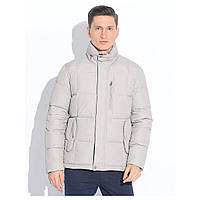 Куртка мужская Geox M5425J DARK SESAME 54 Серый (M5425JDKSS-54)