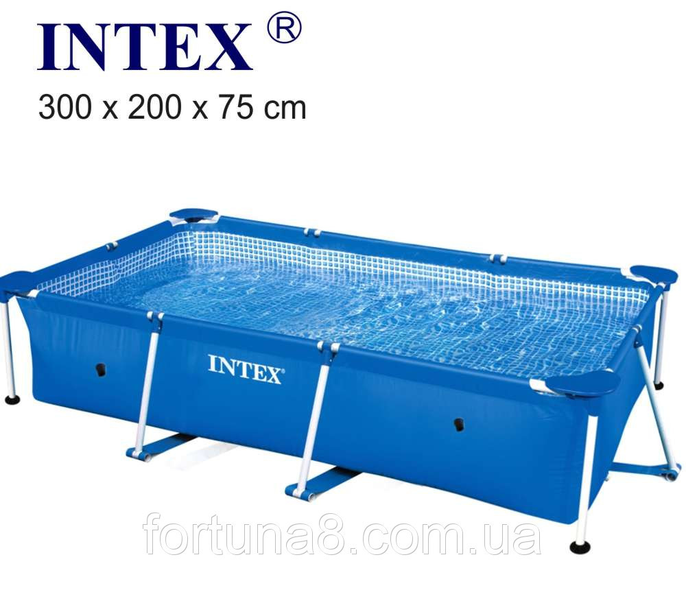 Каркасный бассейн Intex 58981