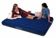 Матрас надувной двуспальный Intex ( 203см152см22см)