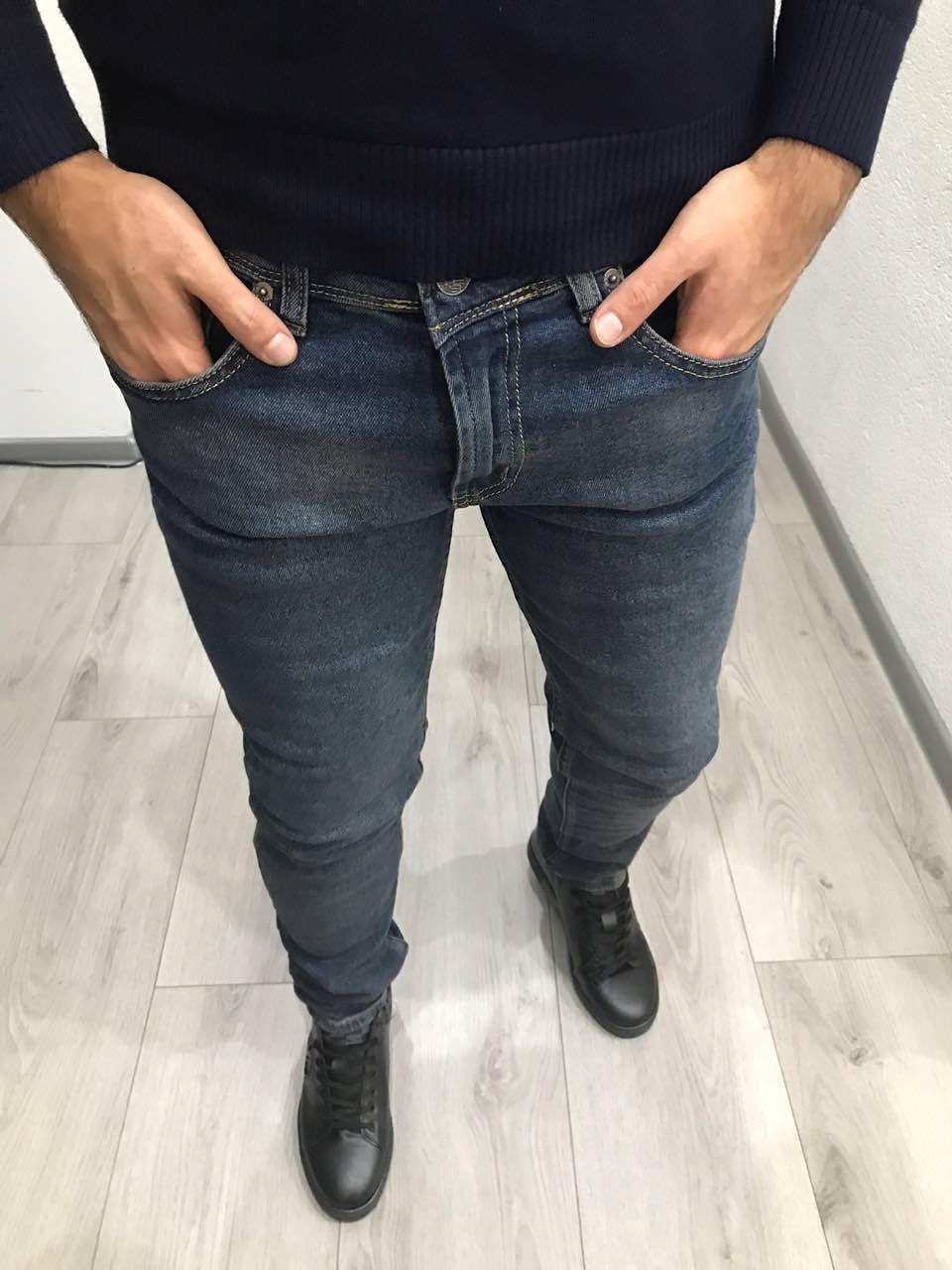 Мужские джинсы CALVIN KLEIN 29,30,31,32,33,34,36- плотный джинс-стрейч, отличная посадка