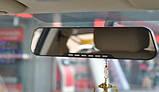Видеорегистратор в зеркале заднего вида DVR 806, фото 4