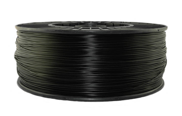 Черный PLA (1.75 мм/3 кг), фото 2