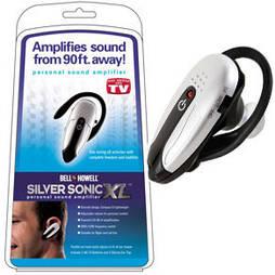 Слуховой аппарат Silver Sonic XL