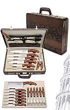 Набор керамических ножей Giakoma 8150-SHG