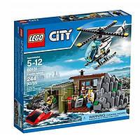 LEGO City Crooks Island Остров воришек  60131