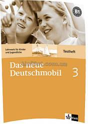Немецкий язык / Das Neue Deutschmobil / Testheft. Тесты к учебнику, 3 / Klett