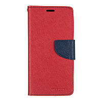 Book Cover Goospery Meizu M6 Red