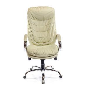 Кресло АКЛАС Валенсия Soft CH MB Бежевое, фото 2