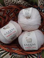 Еще одна новинка от Gazzal -Nordic lace