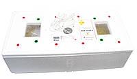 Малогабаритный бытовой инкубатор ИБ-100-А с автоматическим переворотом, фото 1