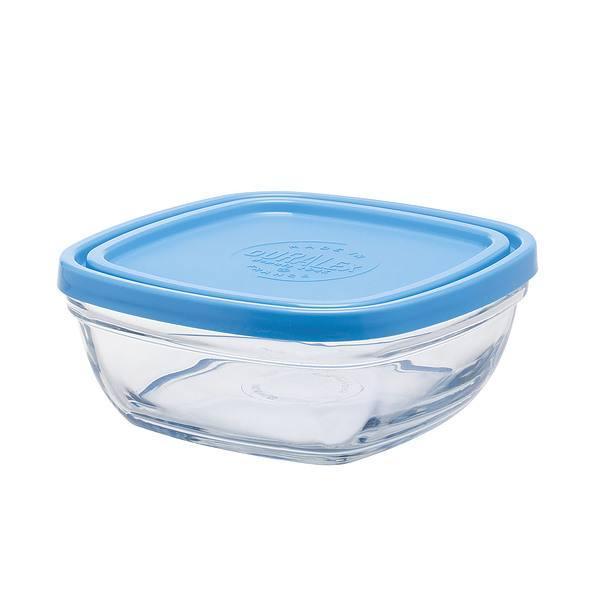 Салатник скляний з кришкою 140 мм 9021 DURALEX