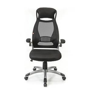 Кресло АКЛАС Винд PL TILT Черное, фото 2